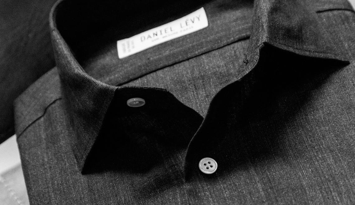Gamme de Chemises sur-mesure