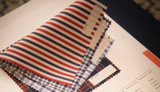 Une gamme de matières et de coloris élégante et raffinée pour vos chemises sur-mesure